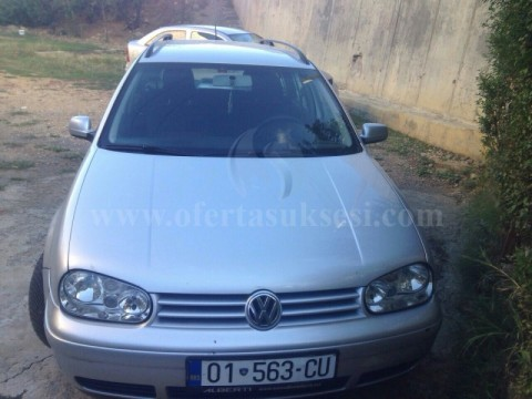 Shes VW Golf 4, 1.9 Quattro(karavan)