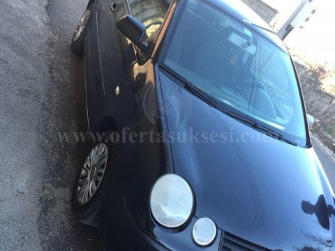 Shes VW Polo TDI 1.4 dizel,