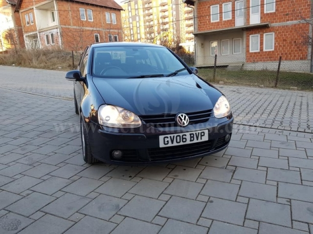 Shes VW Golf 5, 2.0 DSG,