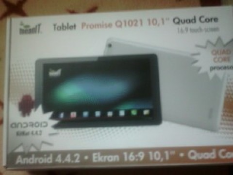 "Shes tablet ""promise Q 1021"""