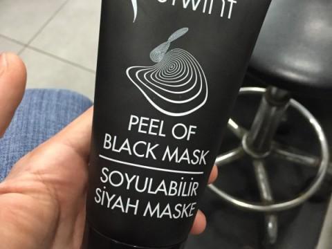 Shes Maskë te Zezë per fytyr