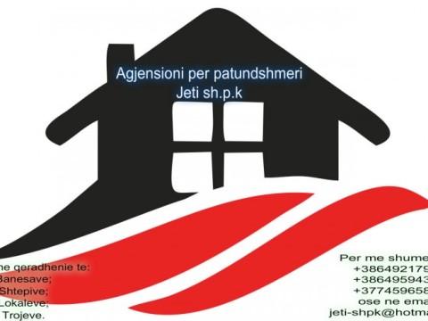 Shes shtepin 660m2 me 2 ari oborr / Prishtine
