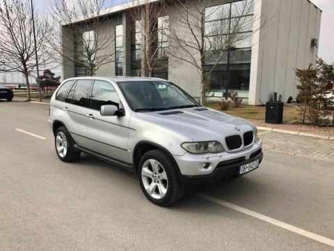 Shes BMW X5 3.0 D