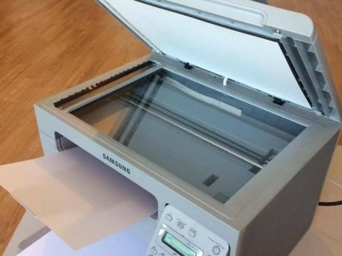 Shes printer, fotokopje, scaner
