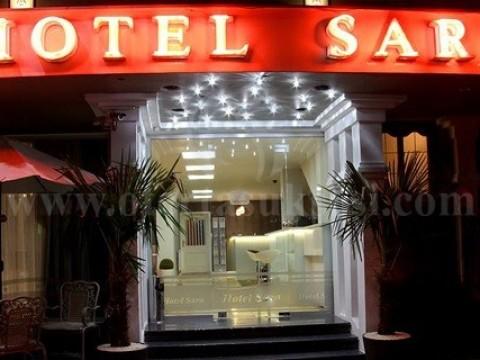 """Shes hotelin """"sara"""" ne qender te Prishtines"""