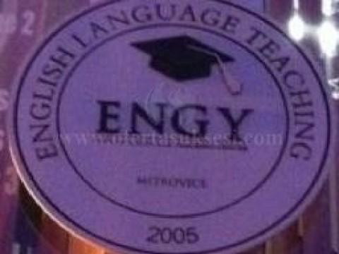 Kurse të gjuhës angleze & Përkthime Zyrtare