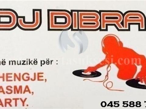 """""""Dj Dibra"""" / """"Tenda"""""""