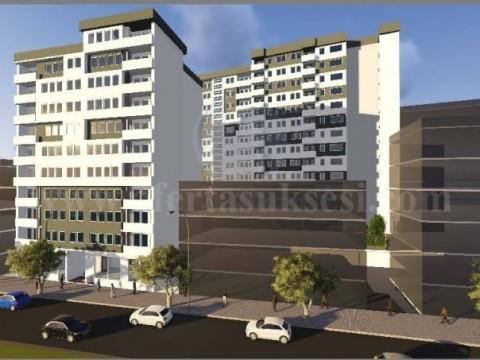 Shes banesen 91.7m2 kati i -VI- / Prishtine