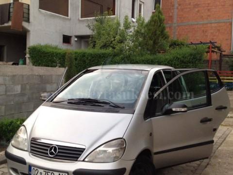 Shes Mercedes A 170 CDI