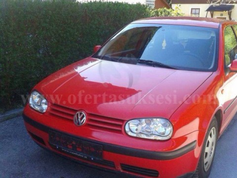 Shes VW Golf 4  1.9 SDI