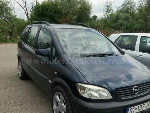 Shes Opel Zafira 2.0