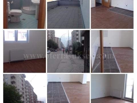 Shes banesen 144m2 kati i -IX- / Fushe Kosove - 35.000€