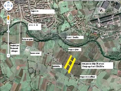 Shes 32 ari toke ne fshatin Moglice - Gjakove