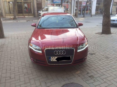 Shes Audi A4 2.0