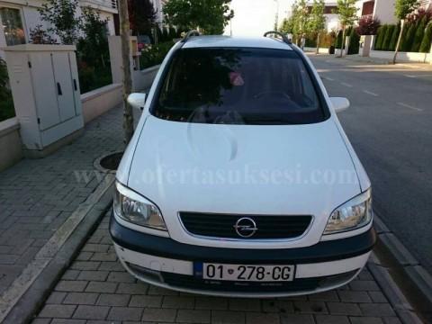 Shes Opel Zafira 2.0 DTI
