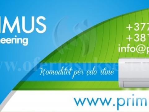 "Kompania ""PRIMUS engineering ofron pune  per 5 Puntor"