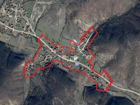 Shes 3 hektar e 32 ari toke / Makovc-Prishtine