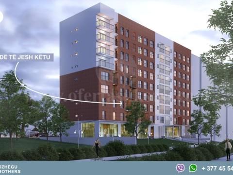 She banesen 76.41m2 kati i -II- / Prishtine