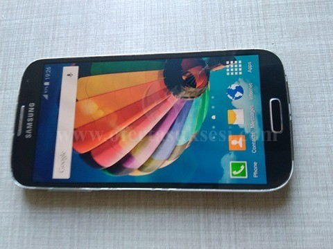 Shes Samsung Galaxy S4
