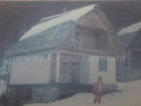 Shes shtepin e demtuar me 3.09 ari truall / Brezovice