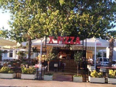 Shes BIZNESIN lokalin-pizzeria 140m2 ne qender te Shtoit ne Ulçin / Mali i Zi