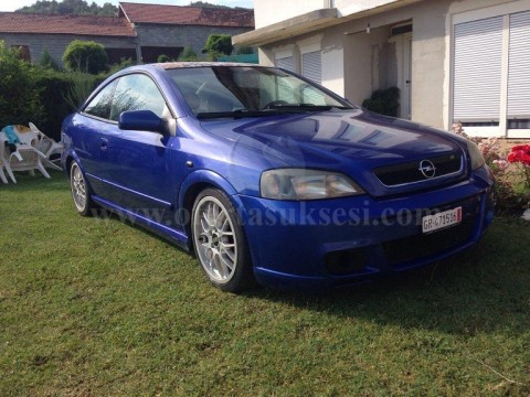 Shes Opel Astra turbo 2.0 benzin 200PS