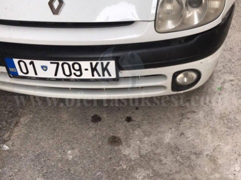 Shes Renault Clio 1.9 dizel i thjesht
