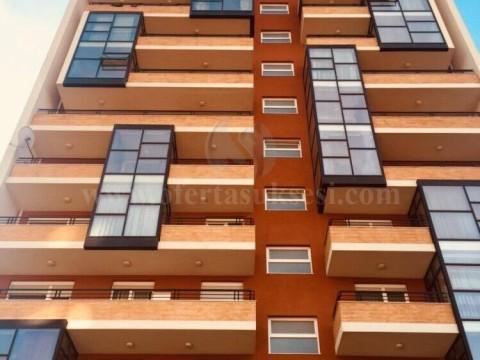 Shes banesen 85m2 kati i -VIII- / Prishtine