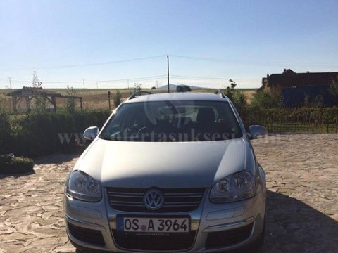 Shes VW Golf 5 1.9 TDI