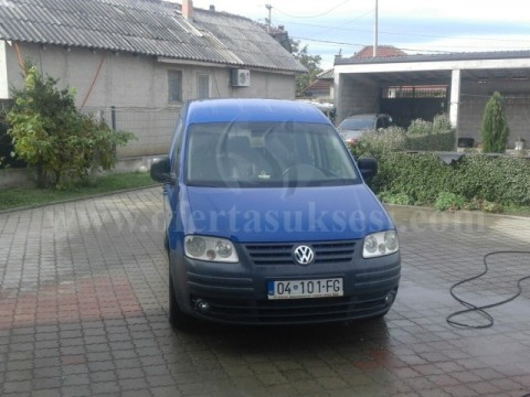 Shes VW Caddy 1.9 dizel,