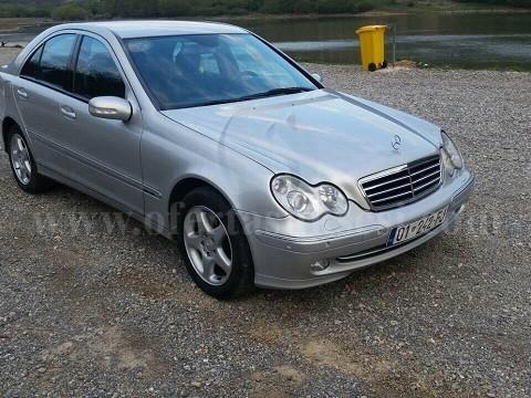 Shes Mercedes C Class 270 CDI,