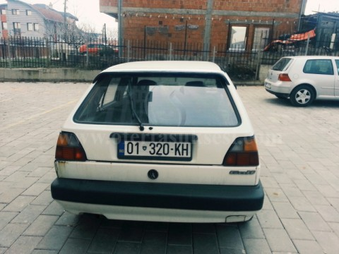 Shes VW Golf 2, dizel,