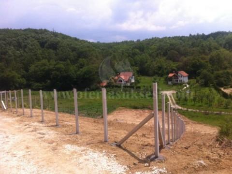 Shes 5-10 ari toke ne Lugemir (ishzllatar) afer liqenit te Batovcit / Prishtine