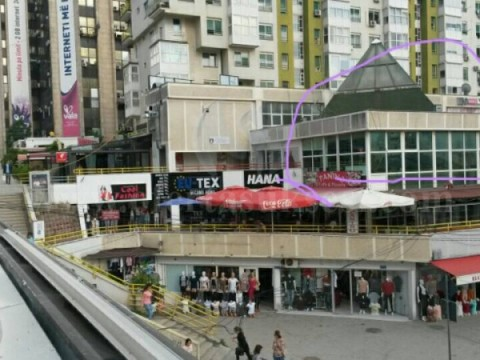 Jap me qira lokalin 150m2 kati i -I-  / Prishtine