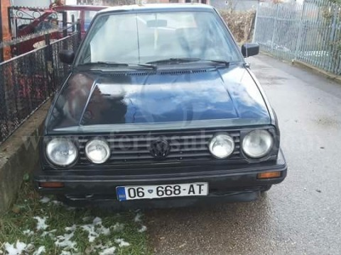 Shes VW Golf 2 benzin,