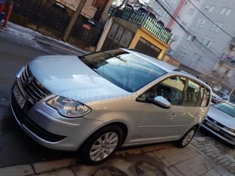 Shes VW Touran 2.0 TDI 170 PS DSG,