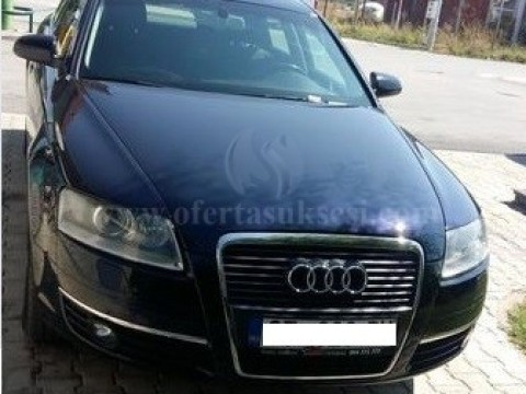 Shes Audi A6 2.0 TDI,