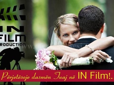 Xhirime profesionale te dasmave dhe ahengjeve tjera familjare