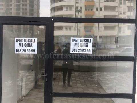 Jap me qira lokalin 24m2 kati perdhese / Prishtine