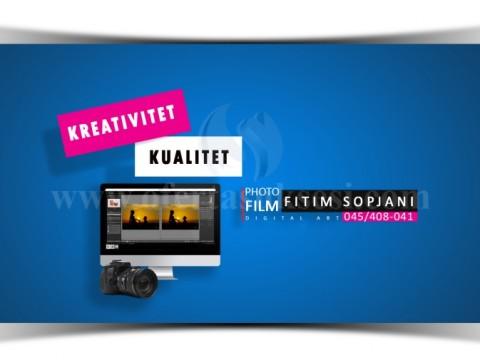 Bëjm Fotografi Profesionale , Videoklipe, Dizajn Grafik ...
