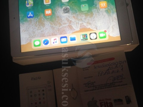 Shes Ipad Air 32GB Silver
