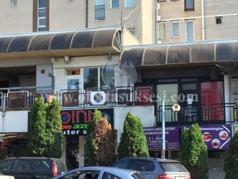 Shes lokalin 66m2 kati i -II- / Prishtine