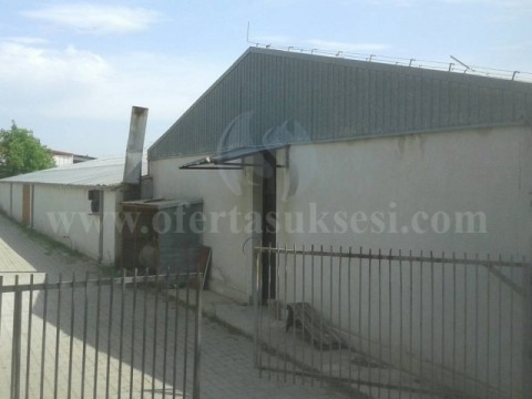 Shes komplet biznesin me linje prodhuse + objektin 1200m2 / Kumanove - Maqedoni