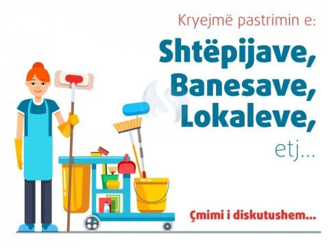 Bejm pastrimin e shtepive, banesave, lokaleve