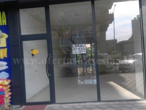 Jap me qira lokalin 100m2 kati perdhese / Mitrovice