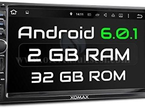 Shes Radion Android per vetura VWGolf 5, VWGolf 6, VWTouran