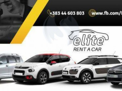 """ELITE"" rent car / vetura me qira"