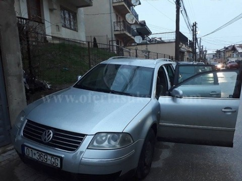 Shes VW Pasat 1.9 TDI,