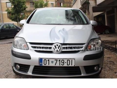 Shes VW Golf 5 PLUS 1.9 diesel,