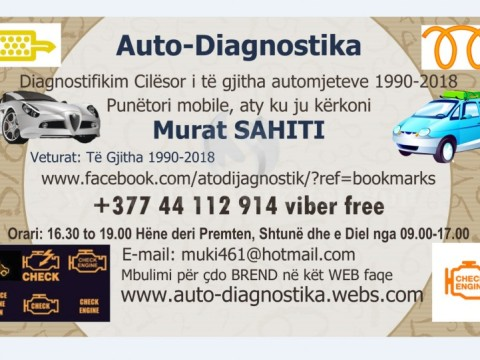 Auto-diagnostika